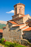 St. Naum Monastery Stock Photography