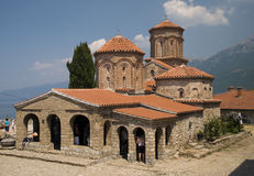 St. Naum monastery Royalty Free Stock Photos