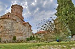 St Naum, Ohrid, Macedonia Fotografía de archivo