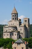 St.Nectaire, France Stock Photos