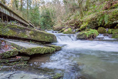 St Nectans Glen Royalty Free Stock Image