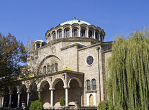 St Nedelya Church (Holy Sunday Church) Stock Image