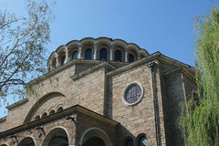 St. Nedelya church Royalty Free Stock Photo