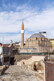 Turkish mosque in the center of the city of Sofia, Bulgaria Stock Images