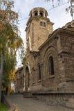 St Nedelya da igreja da catedral em Sófia, Bulgária Foto de Stock Royalty Free