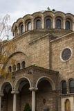 St Nedelya da igreja da catedral em Sófia, Bulgária Imagem de Stock Royalty Free