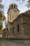St Nedelya da igreja da catedral em Sófia, Bulgária Imagens de Stock