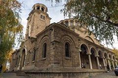 St Nedelya de la iglesia de la catedral en Sofía, Bulgaria Imagenes de archivo