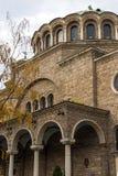 St Nedelya della chiesa della cattedrale a Sofia, Bulgaria Immagini Stock