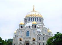 st nicholas собора военноморской Стоковые Фотографии RF