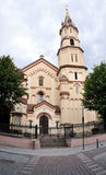 st nicholas церков правоверный Стоковые Изображения