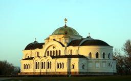 st nicholas церков Стоковое Изображение