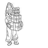 St Nicholas royalty ilustracja