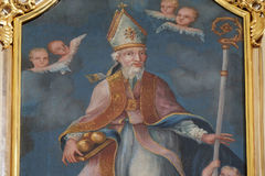 St Nicholas arkivbild