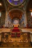 St Nicholas Altar Ireland imagem de stock