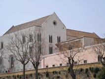 St. Nicholas Basilica. Bari. Apulia. Stock Images