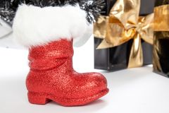St Nicholas Boot Stock Images