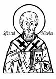 St. Nicholas Royalty Free Stock Photos