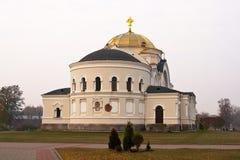St. Nicholas Cathedral Royalty-vrije Stock Foto