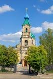 St. Nicholas Cathedral Berdychiv, Ukraine Stock Image