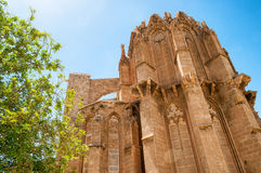 St. Nicholas Cathedral, Famagusta Royalty Free Stock Photo