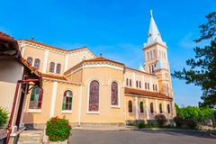 Free St. Nicholas Cathedral In Dalat Royalty Free Stock Photos - 143134248