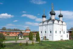 St. Nicholas Cathedral Royalty Free Stock Photos