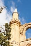 St Nicholas Cathedral (Lala Mustafa Mosque) Stock Foto