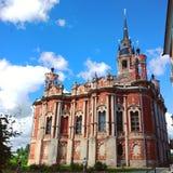 St Nicholas Cathedral, Mozhaisk, Rússia Imagem de Stock Royalty Free