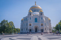 St. Nicholas Cathedral. Royalty Free Stock Photos