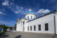 St. Nicholas Cathedral of Serpukhov Royalty Free Stock Photography