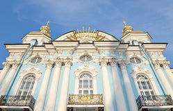 St. Nicholas Cathedral in St.Petersburg. Stock Photography