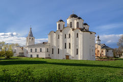 St Nicholas Cathedral, Veliky Novgorod Fotografía de archivo