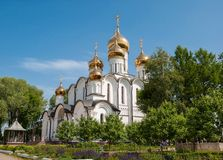 St. Nicholas Cathedral Royalty Free Stock Images