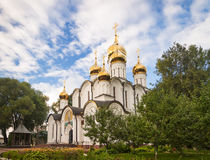 St. Nicholas Cathedralin in St. Nicholas Monastery. Royalty Free Stock Images