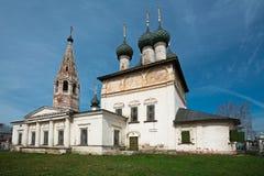 St. Nicholas Church Royaltyfria Foton