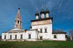 St. Nicholas Church Fotografering för Bildbyråer