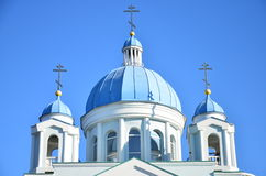St. Nicholas Church. Stockbild
