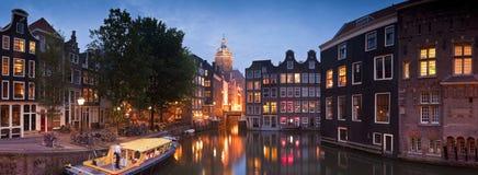 St Nicholas Church, Amsterdam immagini stock libere da diritti