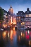 St Nicholas Church, Amsterdam Royalty-vrije Stock Fotografie