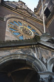 St Nicholas Church, Amsterdam Stock Foto's