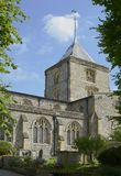 St. Nicholas Church. Arundel. Sussex. England Stock Photos