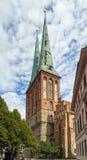 St. Nicholas Church, Berlin Stock Photo
