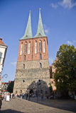 St. Nicholas Church, Berlin Royalty Free Stock Image