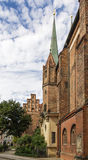 St Nicholas Church, Berlino Fotografia Stock Libera da Diritti