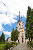 St. Nicholas Church in Brasov Stock Photography