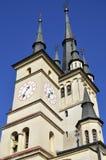 St. Nicholas Church Brasov ,Romania Royalty Free Stock Photography
