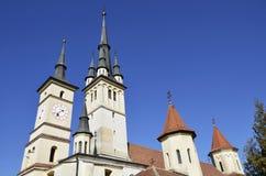 St. Nicholas Church Brasov ,Romania Royalty Free Stock Images