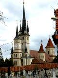 St. Nicholas Church in Brasov Schei district Stock Photography