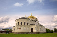 St. Nicholas Church in Brest Fortress Royalty Free Stock Photography